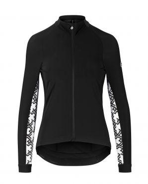 Assos Uma GT spring fall jacket black women