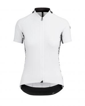 Assos Uma GT EVO jersey black white woman