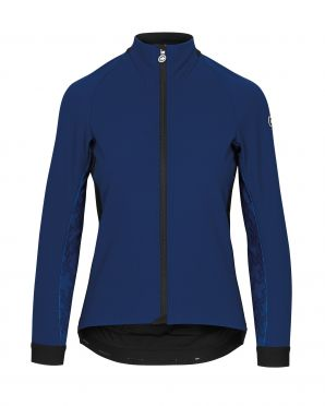 Assos Uma GT winter jacket blue women