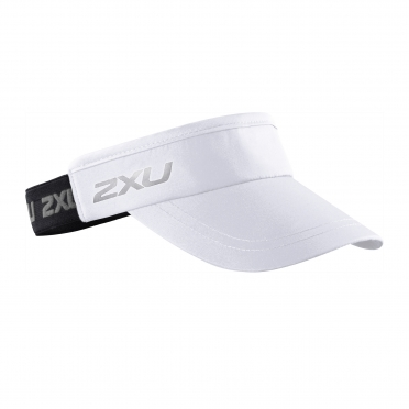 2XU Performance Visor white