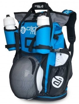 Cádomotus Versatile Cycling/triathlon bag blue