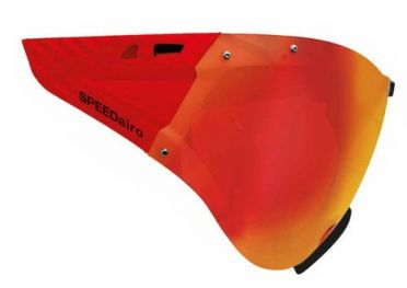 Casco SPEEDmask Orange visor