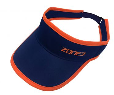 Zone3 Coolmax Race visor blue/orange