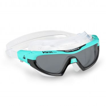 Aqua Sphere Vista Pro dark lens goggles green/black
