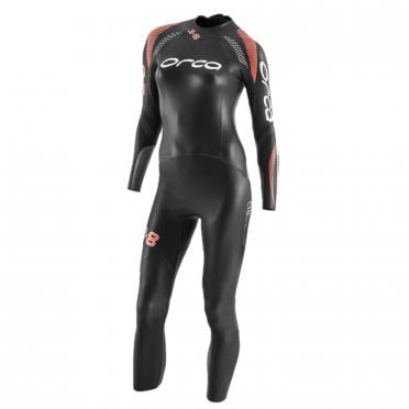 Orca 3.8 full sleeve wetsuit women