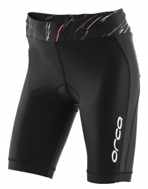 Orca Core tri short black/white women