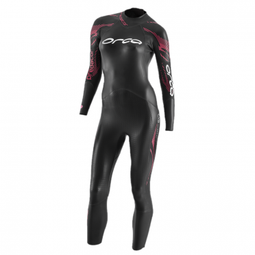 Orca Predator full sleeve wetsuit women