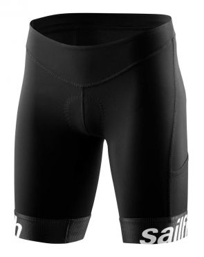 Sailfish Competition tri short black women