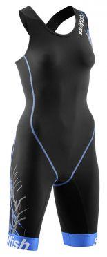 Sailfish Trisuit Pro black/blue women