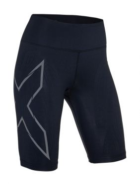 2XU MCS Compression shorts black women