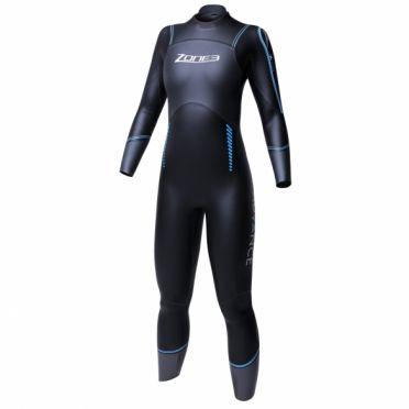 Zone3 Advance demo wetsuit women size ST