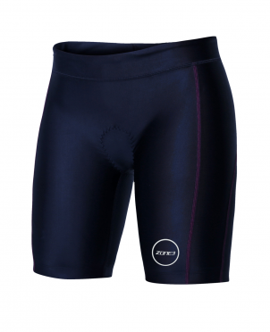 Zone3 Activate tri shorts blue/purple women