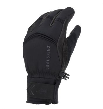 SealSkinz Extreme cold weather gloves black