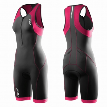2XU G:2 Active trisuit black/pink women