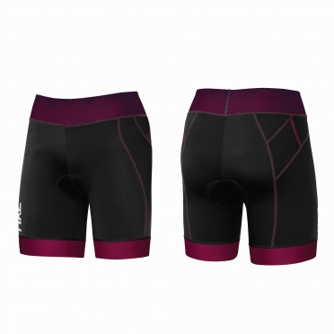 2XU Perform Pro Tri short black/purple women