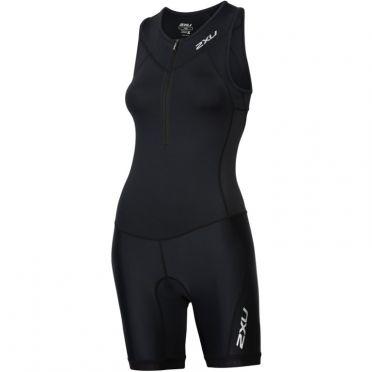 2XU Active sleeveless trisuit black women