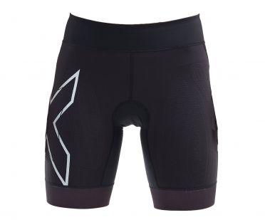 2XU Compression tri shorts black women