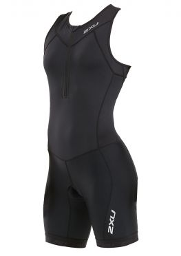2XU Active sleeveless trisuit black women