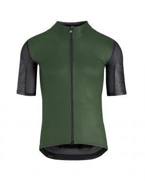 Assos XC short sleeve jersey green men