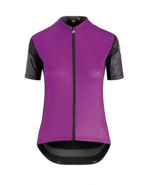 Assos XC short sleeve jersey purple women