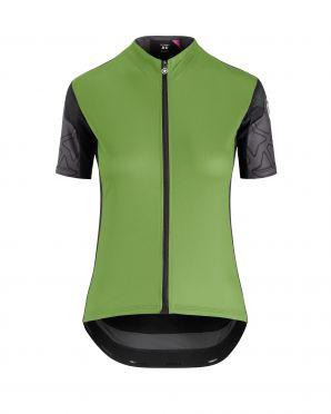 Assos XC short sleeve jersey green women
