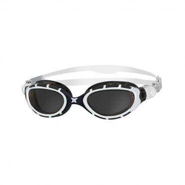 Zoggs Predator flex 2.0 goggles white/black