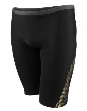 Zone3 Jammer Premium Shorts Black/Grey/Gold Men