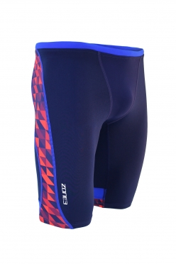 Zone3 Jammer Prism Blue/Red Men