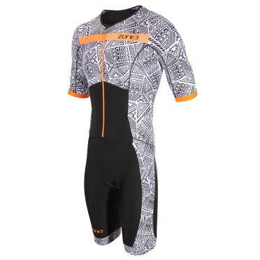Zone3 Activate plus kona speed trisuit short sleeve men