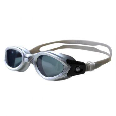 Zone3 Apollo tinted lens goggles silver/black