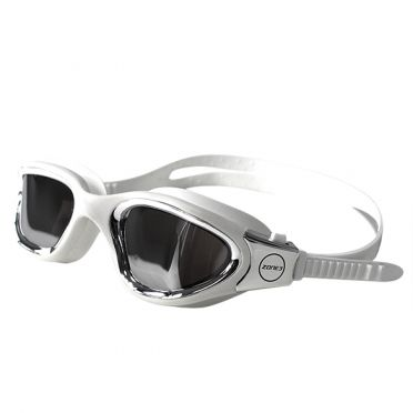 Zone3 Vapour polarized goggles white/silver