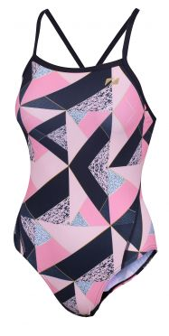 Zone3 Prism 3.0 bound back swimsuit women