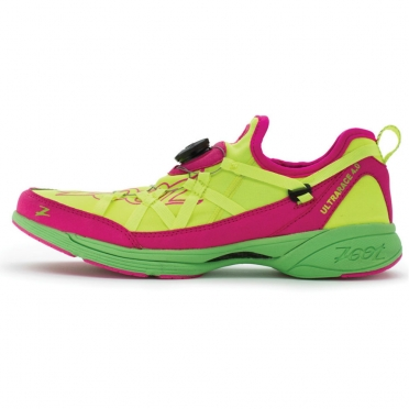 Zoot Triathlon shoes women's M Ultra Race 4.0 yellow blaze green