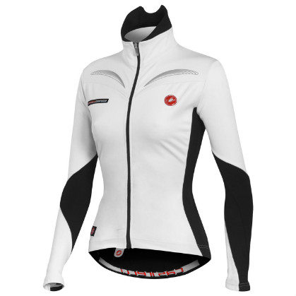 Castelli Trasparente W jersey white women 10519-101 2015  CA10519-101(2015)