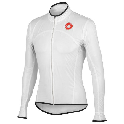 Castelli Sottile due jacket transparent mens 13086-001  CA13086-001(2015)