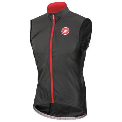 Castelli Velo vest black mens 14027-010  CA14027-010