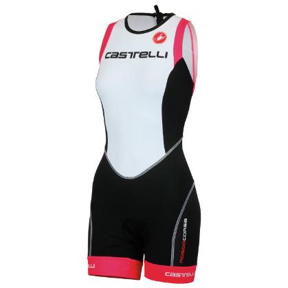 Castelli Free tri itu suit backzip women 13076-101 2015  CA13076-101(2015)