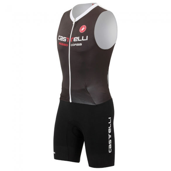 Castelli body paint SR tri suit sleeveless mens 14102-101 2015  CA14102-101(2015)