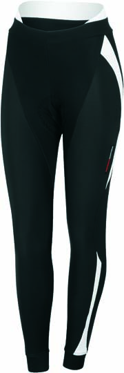 Castelli Sorpasso W tight black/white women 12534-101  CA12534-101
