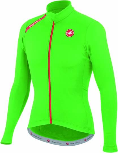 Castelli Puro jersey green mens 14518-047  CA14518-047