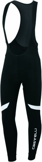 Castelli Velocissimo 2 bibtight black/white mens 14525-101  CA14525-101