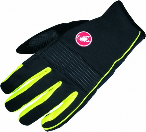 Castelli Chiro 3 glove black/yellow-fluo 14533-321  CA14533-321