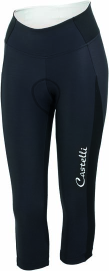 Castelli Illumnia knicker anthracite/white women 14565-001  CA14565-001