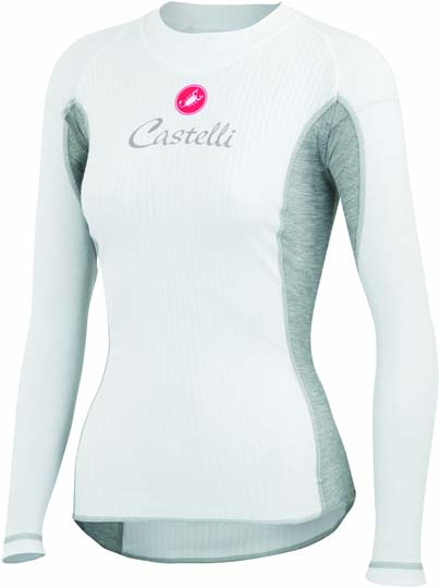 Castelli Flandria long sleeve baselayer women 14569-001  CA13526-001(2015)