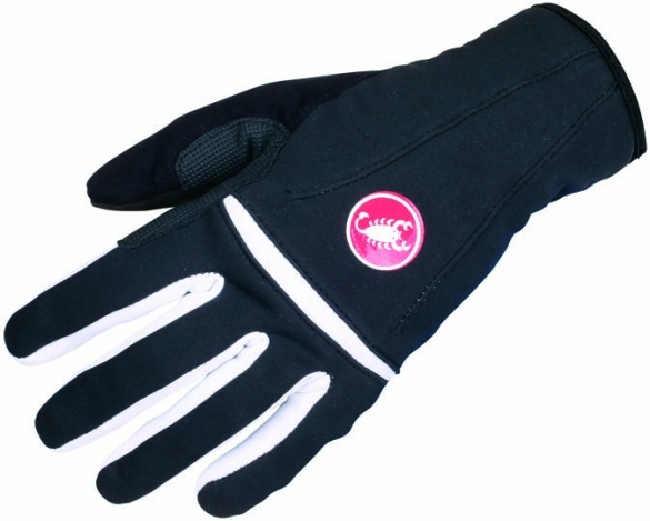 Castelli Cromo cycling glove black/white women 14571-010  CA14571-010