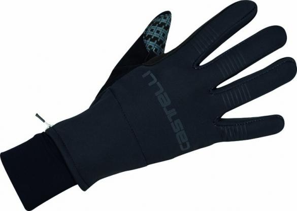 Castelli Gara midweight glove black/turbulence mens 15541-510  CA15541-510