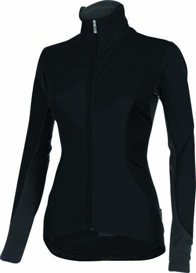Castelli Trasparente due W cycling jersey black ladies 15560-010  CA15560-010