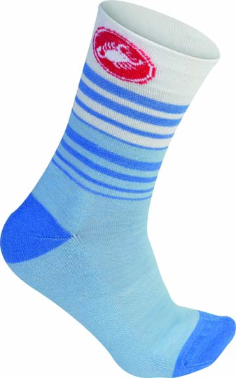 Castelli Righina 13 cycling sock azure women 15576-052  CA15576-052