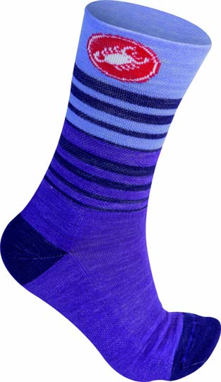 Castelli Righina 13 cycling sock violet women 15576-061  CA15576-061