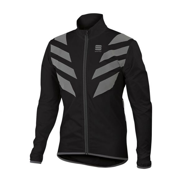 Sportful Reflex long sleeve jacket black men  1101635-002